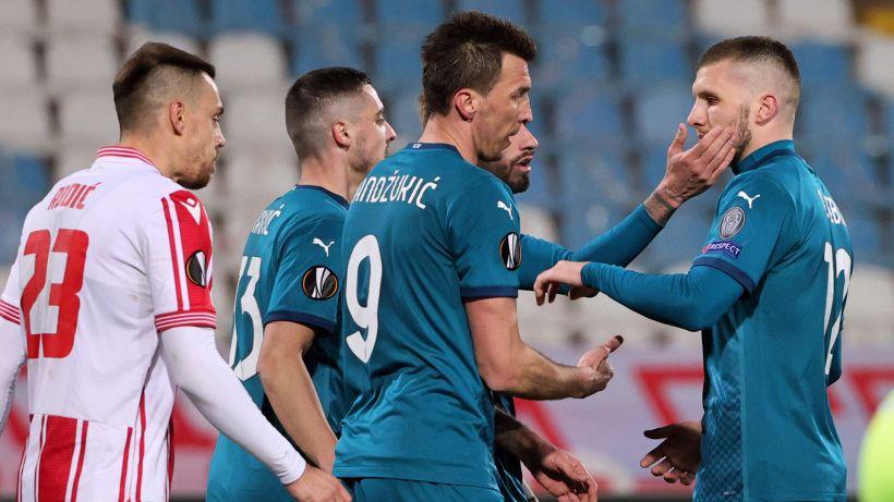 Stella Rossa-Milan 2-2: Pankov segna da una parte e dall'altra