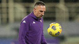 """Prandelli conferma: """"Ribéry non sarà della partita"""""""