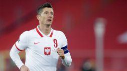 Polonia, la reazione di Lewandowski all'esonero di Brzeczek