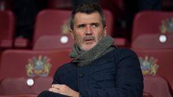"""Keane attacca il Liverpool: """"Pessimo campione, così aspettano altri 30 anni"""""""