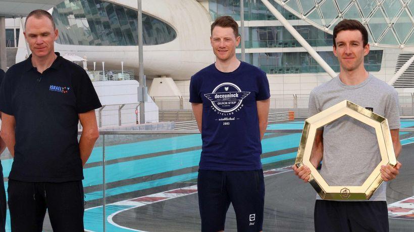 UAE Tour: sesta tappa a Sam Bennet; ottimo 2° posto per Viviani