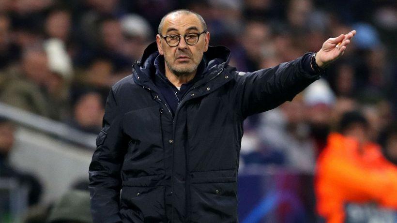 Fiorentina: il club smentisce incontro con Sarri