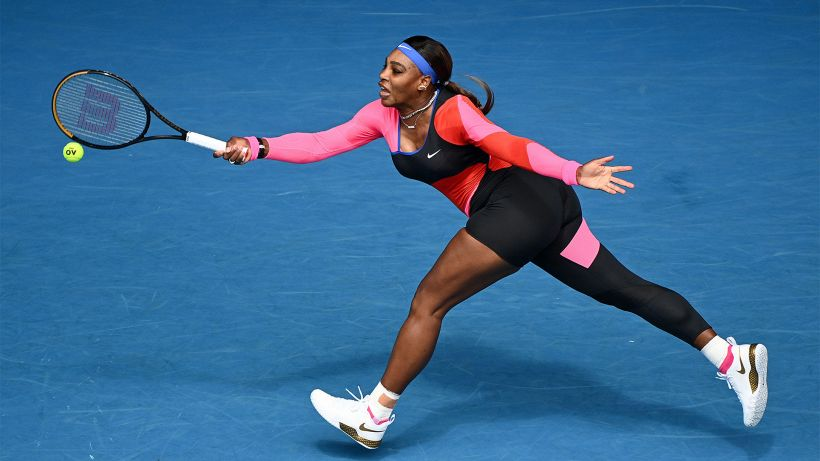 "Serena Williams in lacrime: ""Addio? Non lo dirò"""