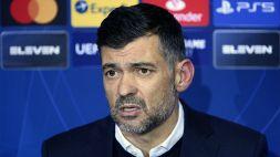 Champions League, Porto-Juventus 2-1: l'orgoglio di Sergio Conceicao