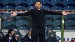 """Porto, Conceição fiducioso per il Liverpool: """"credo che abbiamo una possibilità"""""""