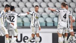Serie A: Juventus - Crotone 3 - 0, le foto
