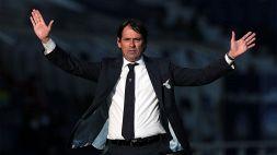 """Lazio, Inzaghi difende Immobile: """"E' fortissimo, capitano momenti così"""""""