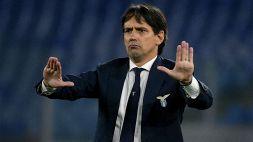 Serie A, udinese-Lazio: i convocati di Simone Inzaghi