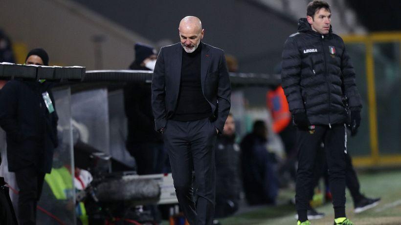 Milan, Pioli non salva nessuno dopo la sconfitta con lo Spezia
