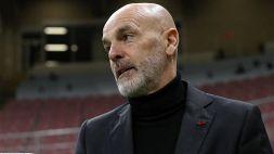 """Milan, Pioli: """"Lo United è il favorito per vincere l'Europa League"""""""