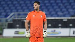 Lazio, condizioni Strakosha: il comunicato del Club