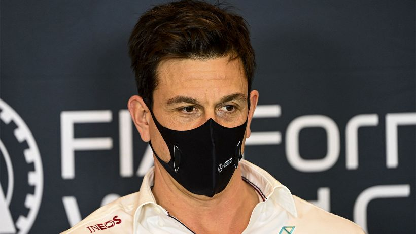 """F1, Toto Wolff: """"Diverse opzioni per la line-up 2022"""""""