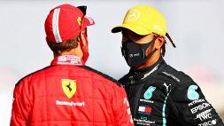 F1: Lewis Hamilton, indiscrezioni sul futuro: coppia da urlo con Vettel