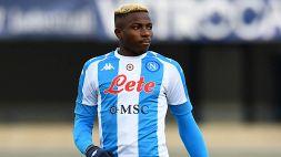 Atalanta-Napoli, le formazioni ufficiali: Osimhen titolare, fuori Ilicic