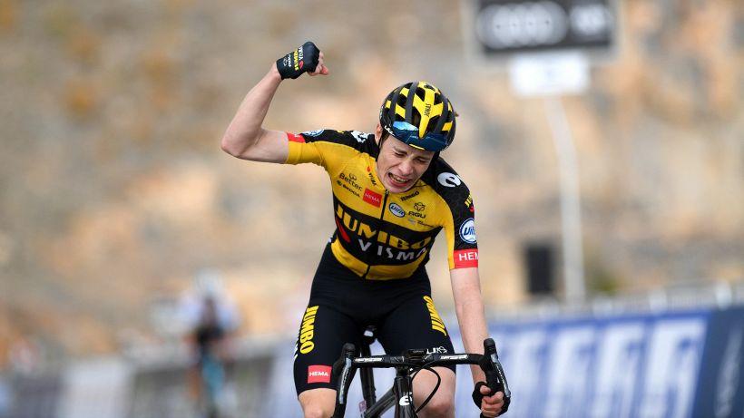 UAE Tour 2021: Vingegaard vince la quinta tappa