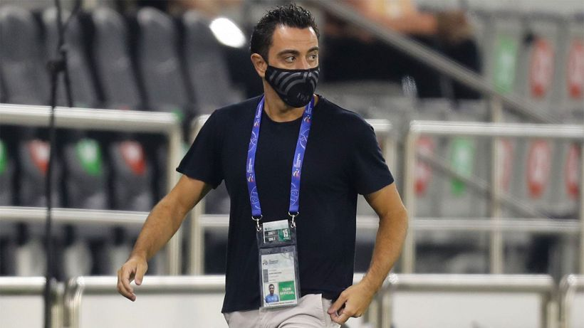 Barcellona, Xavi si candida per la panchina