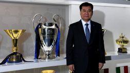 "Inter, Suning: ""Cerchiamo nuovi partner"""
