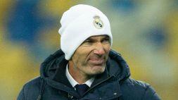 Real Madrid: i convocati di Zidane per l'Atalanta