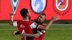 """Vidal: """"Mi piacerebbe giocare per il Flamengo"""""""