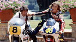 25 anni di carriera per Valentino Rossi, le foto