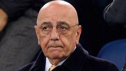 """Galliani: """"Probabile amichevole Monza-Juventus"""""""