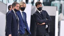 Scenate in tribuna, i dirigenti Juve finiscono nel mirino