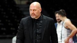 "EuroCup, Djordjevic: ""Affrontiamo una squadra d'esperienza"""