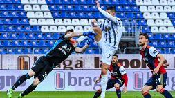 Scontro Cragno-Ronaldo, la versione dell'agente del portiere