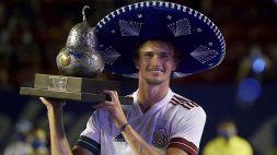 ATP Acapulco, la gioia di Alexander Zverev