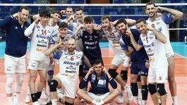 Cev Challenge Cup, Milano si gioca il trofeo