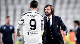 Serie A, Juventus-Lazio: la soddisfazione di Andrea Pirlo