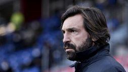"""Juventus-Benevento, Andrea Pirlo: """"Dobbiamo mettere pressione all'Inter"""""""