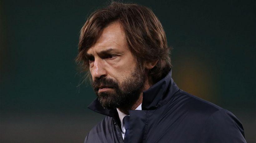 Juventus, incubo Pirlo: ecco i numeri che condannano il Maestro