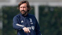 Juventus, Andrea Pirlo commenta le voci su Cristiano Ronaldo