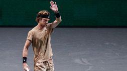 ATP Doha, Rublev ai quarti senza aver ancora giocato