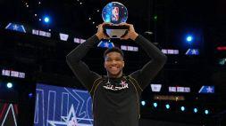 Nba, Antetokounmpo sogna il 3° MVP consecutivo