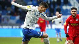 Zakharyan batte il record di Raul: il più giovane a segnare agli Europei Under 21