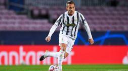 Juventus, Arthur può partire: un top club sul brasiliano