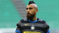 """Inter, Vidal: """"Voglio dimostrare chi sono qui"""""""