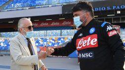 Napoli, De Laurentiis beffa Gattuso: nome a sorpresa per la successione