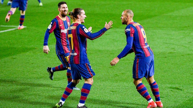 Copa del Rey, il Barcellona ribalta il Siviglia e va in finale
