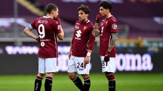 Tre negativi al Torino: potrebbero partire per Crotone