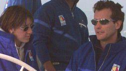Deborah Compagnoni riappare in pubblico,da sola: tace su Benetton