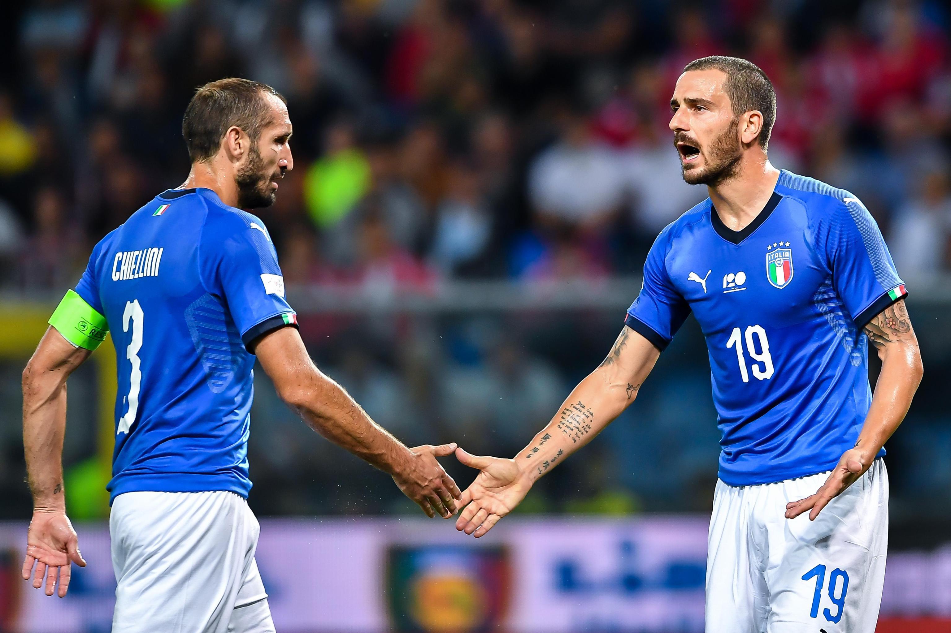 Швидкість, центр поля та оборони та істерика щодо Стерлінга. П'ять переваг збірної Італії перед фіналом Євро-2020 - изображение 3