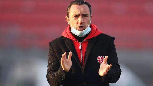 Vicenza: Brocchi è il nuovo allenatore