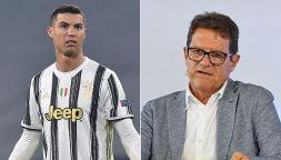 Leo Messi incanta, Capello ancora più aspro con Cristiano Ronaldo