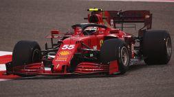 F1, Verstappen il migliore nelle libere. Sorride una Ferrari