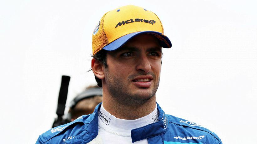 """F1, Sainz: """"In cinque anni vorrei diventare campione del mondo"""""""