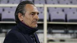 Fiorentina, lieve malessere per Prandelli: niente interviste