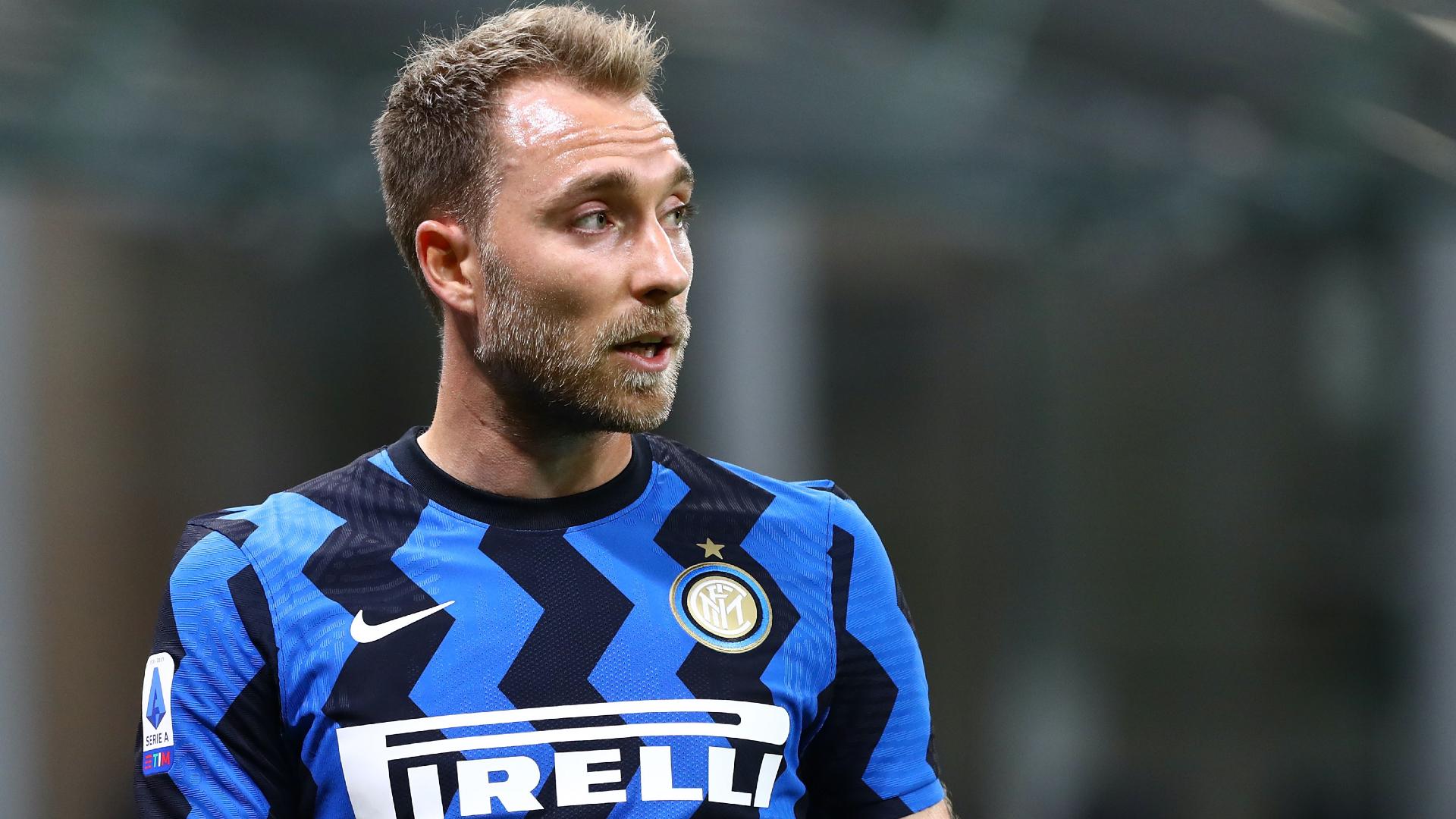 Inter, allarme Eriksen: leggera infiammazione al ginocchio